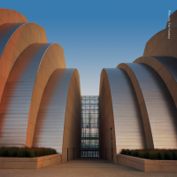 Kauffman Center for the Performing Arts located in Kansas City MO