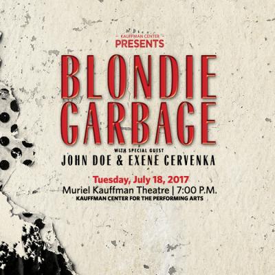 Blondie and Garbage