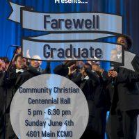 Farewell Graduate Concert presented by Kansas City Boys Choir at ,