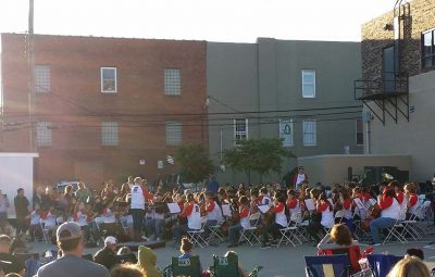 First Friday Block Concerts!