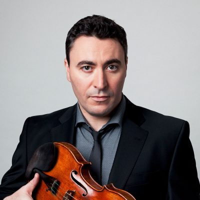 Maxim Vengerov, violinist in recital