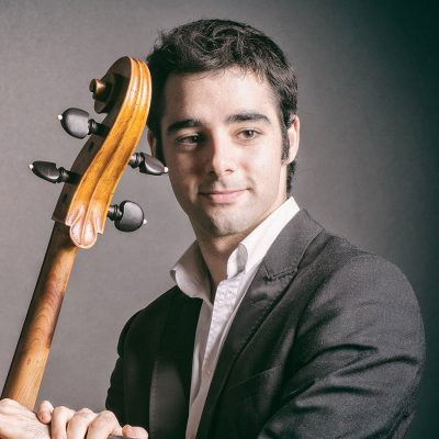 Pablo Ferrández, cellist in recital [Free Discovery Concert]