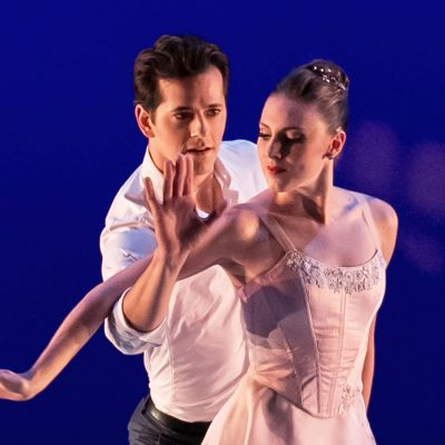 Stars of American Ballet performing Balanchine's Who Cares? and more