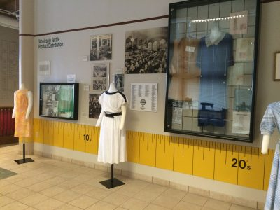 FREE TOURS: Historic Garment District Museum