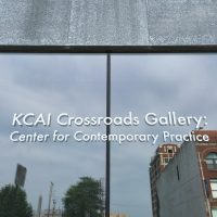 KCAI Crossroads Gallery: Center for Contemporary Practice located in Kansas City MO