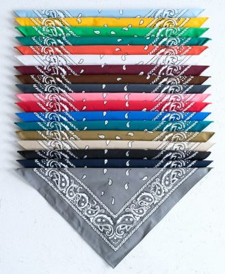 Gay bandana code