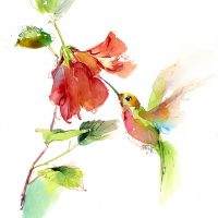 """What a Wonderful World"" - Watercolors by John Kee..."
