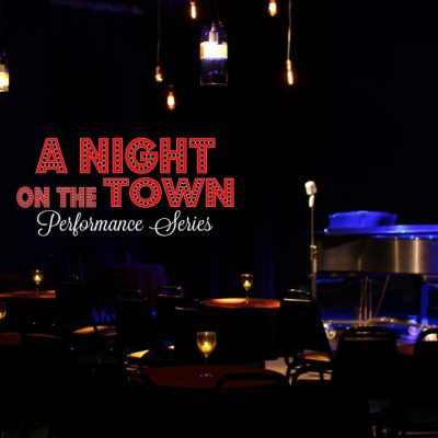 A Night on the Town - Featuring Jeremy Watson!