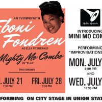 "Mighty Mo Combo presents ""Ella""- KC Fringe Fest"