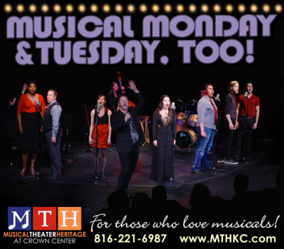 Musical Monday and Tuesday!
