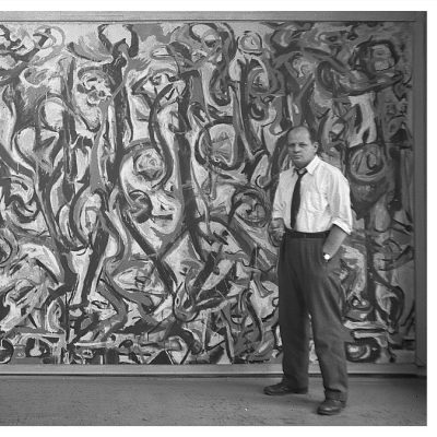 Pollock and Motherwell: Legends of Abstract Expressionism