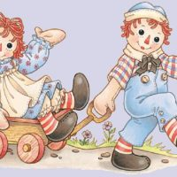 RAGGEDY ANN AND ANDY'S CHRISTMAS ADVENTURE
