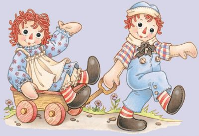 Raggedy Ann and Andys Christmas Adventure presented by Theatre for