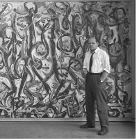 The Curator is IN! Pollock & Motherwell
