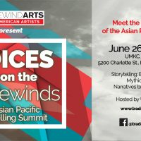 Voices Upon the Tradewinds: an API Storytelling Concert