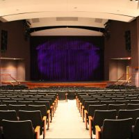 The White Theatre located in Leawood KS