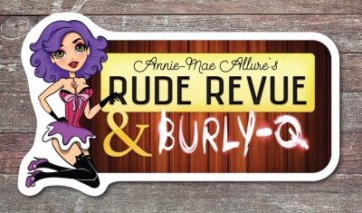 Rude Revue and Burly Q located in Kansas City MO