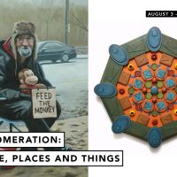 Agglomeration: People, Places and Things Visual Art Exhibition