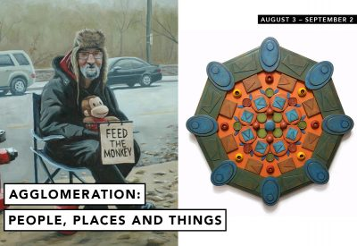 Agglomeration: People, Places and Things Visual Ar...