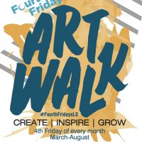 Fourth Fridays Art Walk