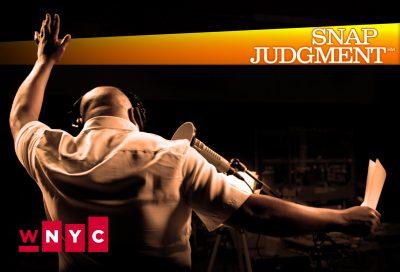 KCUR 89.3 Presents Snap Judgment LIVE!