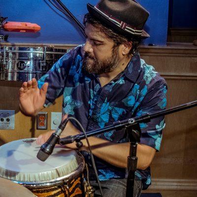 Pablo Sanhueza and the Latin Jazz All-Stars