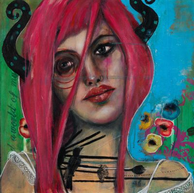 She & Her by Teresa Magel First Friday Art Ope...