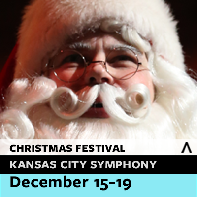 Kansas City Symphony's Christmas Festival: A famil...