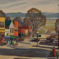 Artfully Missouri: an exhibit of Paintings by Gale Stockwell