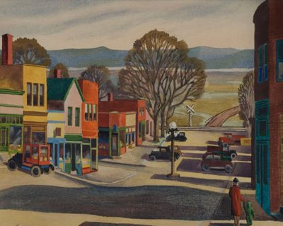 Artfully Missouri: an exhibit of Paintings by Gale...