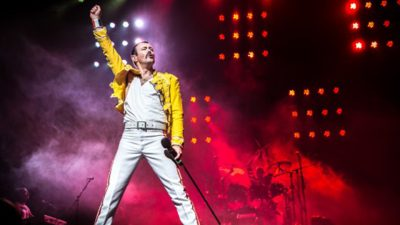 'One Night of Queen' performed by Gary Mullen and The Works