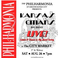 """The Kansas Citians"" Free Big Band Concert"