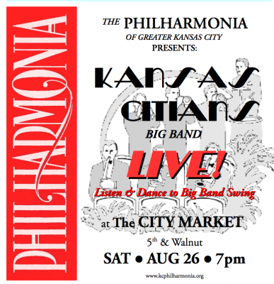 """The Kansas Citians"" Free Big Band Concert"