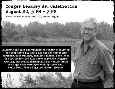 Conger Beasley Jr. Celebration