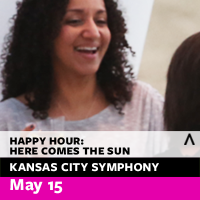 Free Symphony Happy Hour Concert: Here Comes the Sun