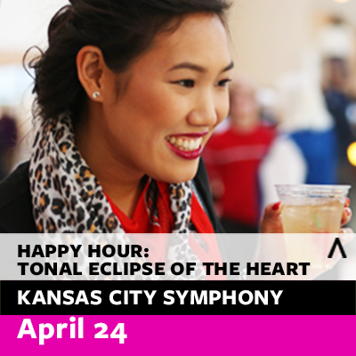 Free Symphony Happy Hour Concert: Tonal Eclipse of the Heart