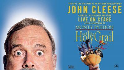 John Cleese Live Plus Screening of 'Monty Python a...