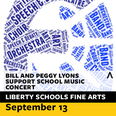 Kansas City Symphony - Bill and Peggy Lyons Support School Music Concert