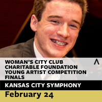 Kansas City Symphony - Woman's City Club Charitable Foundation: Young Artist Competition Finals