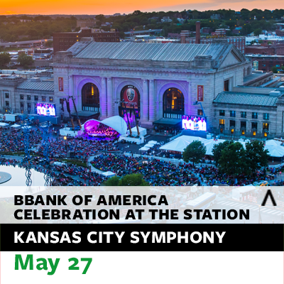 Kansas City Symphony's Bank of America Celebration at the Station