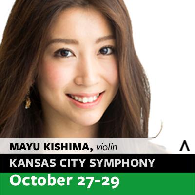 Kansas City Symphony Classical Concert: Dvořák's Eighth with Shostakovich