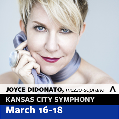 Kansas City Symphony Classical Concert: Joyce DiDonato Sings Bernstein and Berlioz