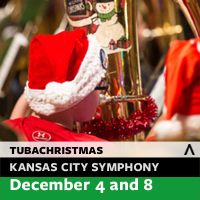 Kansas City Symphony presents TubaChristmas