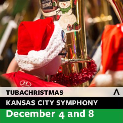 Kansas City Symphony presents TubaChristmas