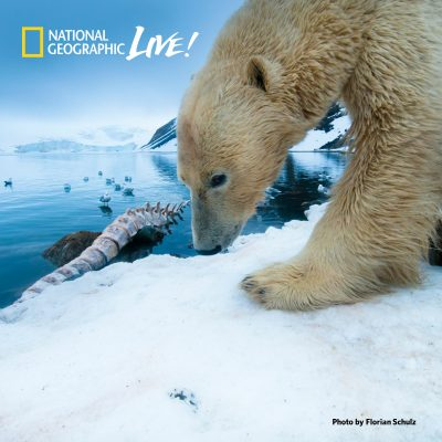 National Geographic Live - Florian Schulz: Into the Arctic Kingdom