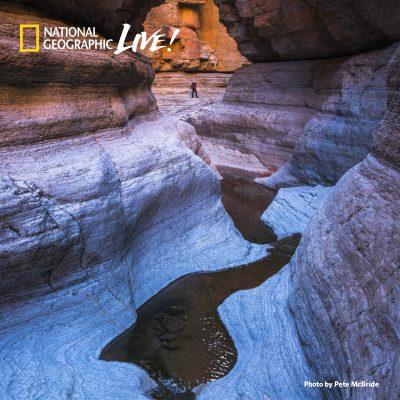 National Geographic Live - Pete McBride & Kevi...