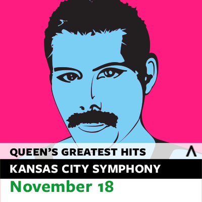 Queen's Greatest Hits with the Kansas City Symphon...