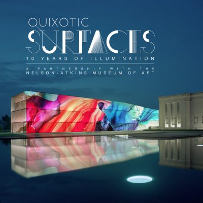 Quixotic: Surfaces presented by The Nelson-Atkins Museum of Art at The Nelson-Atkins Museum of Art, Kansas City MO