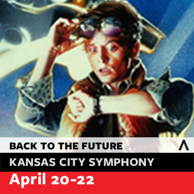 Screenland at the Symphony: Back to the Future in Concert