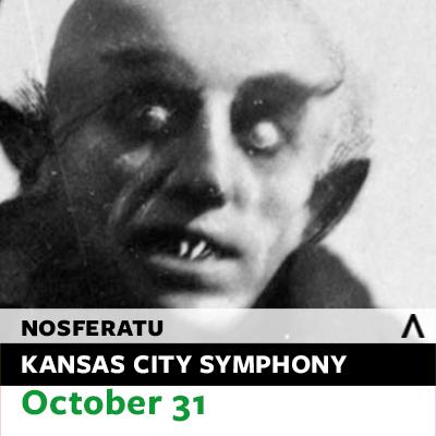 Screenland at the Symphony: Nosferatu